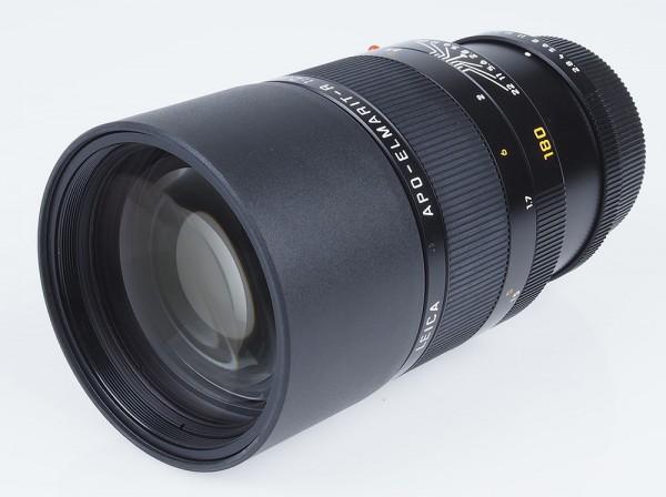 Leica APO-Elmarit-R 180 mm ROM OVP, wie neu , boxed 11273 * 7243