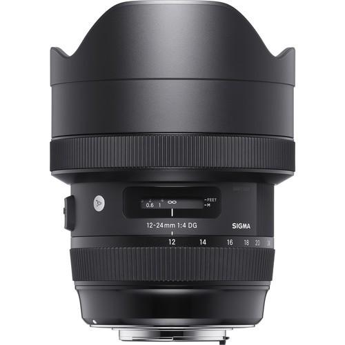 Sigma Art 12-24mm 4.0 DG HSM für Nikon