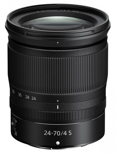 Nikon Nikkor Z 24-70mm 4.0 S