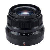 Fujifilm Fujinon XF35mm 2.0 R WR schwarz