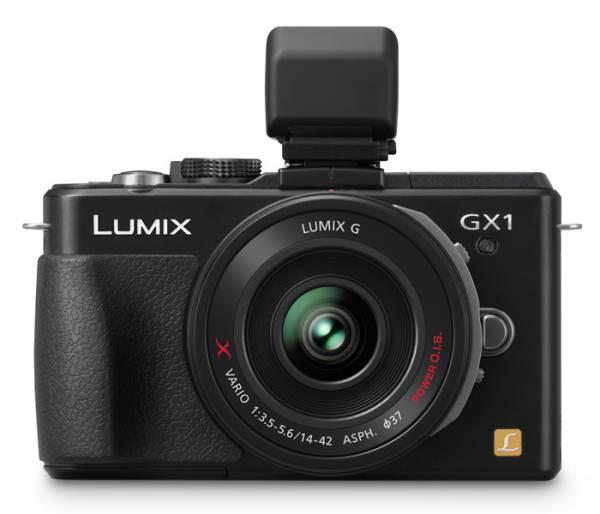 Panasonic DMW-LVF2 Elektronischer Aufstecksucher GX1 LX7 D-Lux6