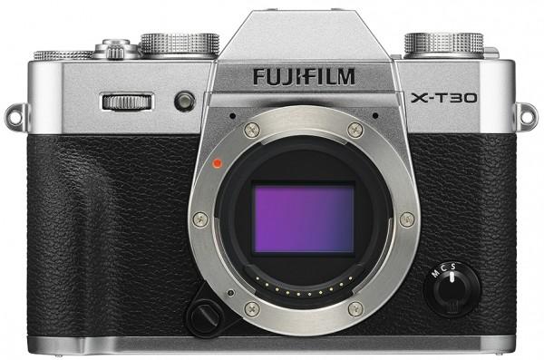 Fujifilm X-T30 silber Gehäuse Einzelstück