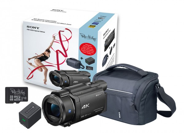 Sony FDR-AX53 Camcorder Special Edition