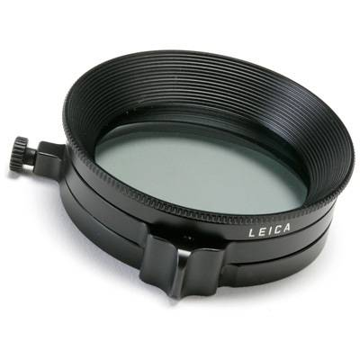 Leica Universal-Polfilter M inkl. Adapter E39, E46 und Köcher 13356