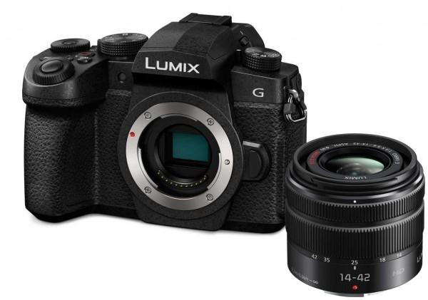 Panasonic Lumix DC-G91 + 14-42mm 3.5-5.6 ASPH. O.I.S. II