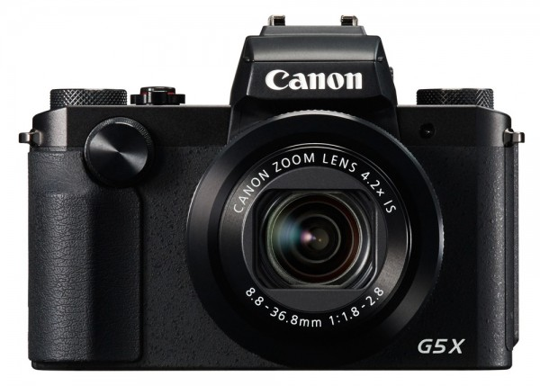 Canon Powershot G5 X schwarz