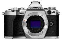 Olympus OM-D E-M5 Mark II silber Gehäuse Ausstellung * X7203