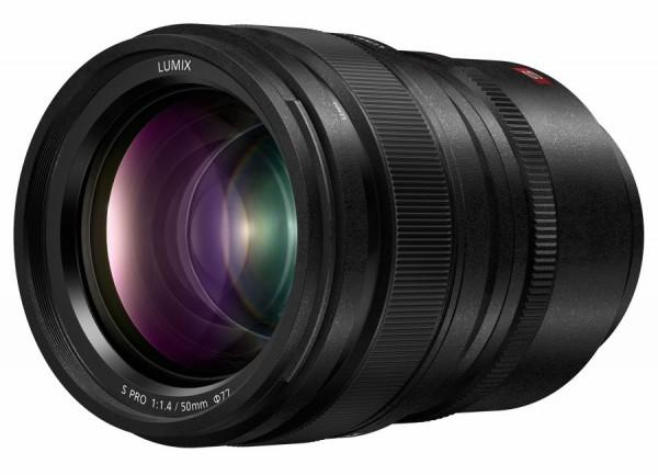Panasonic Lumix S PRO 50mm 1.4