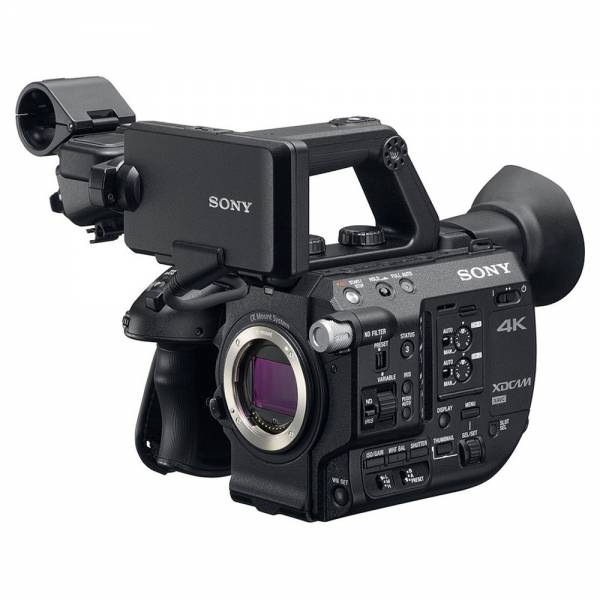 Sony PXW-FS5 Camcorder Gehäuse