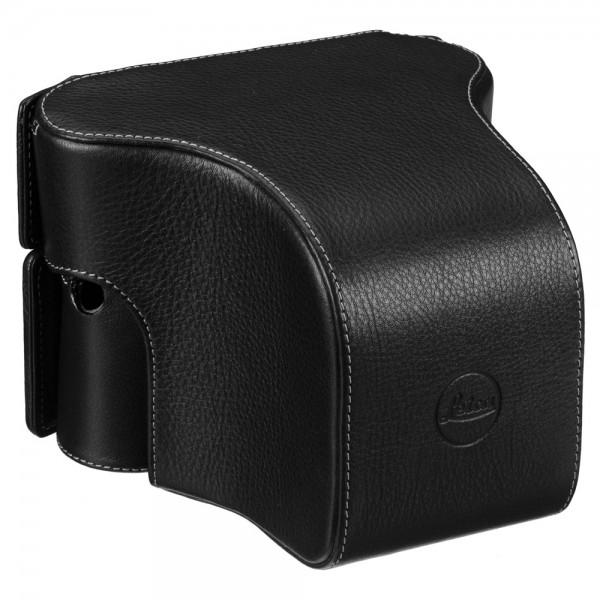 Leica Bereitschaftstasche für Leica M/M-P (Typ 240) mit großem Vorderteil 14889 schwarz