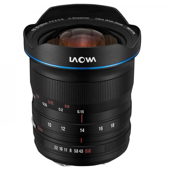 Laowa 10-18mm 4.5-5.6 für Nikon Z