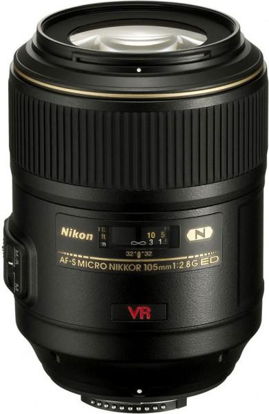 Nikon AF-S NIKKOR Micro 105mm 2.8 G IF-ED VR