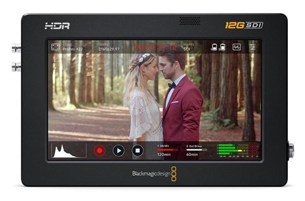 Blackmagic Video Assist 5'' HDR Monitor