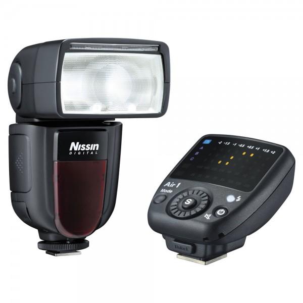Nissin Di700A Blitzgerät + Commander Air 1 Sony