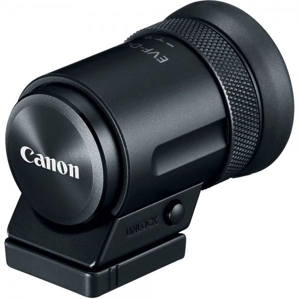 Canon EVF-DC2 Elektronischer Sucher schwarz für EOS M6