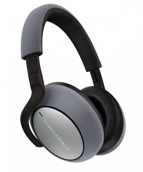 Bowers & Wilkins PX7 Over-Ear Blue­tooth-Kopf­hö­rer silber