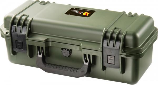 Peli Storm Modell iM2306 mit Würfelschaum - oliv