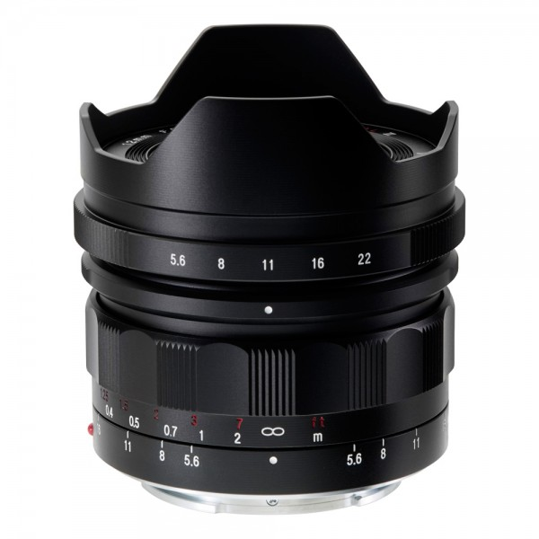 Ultra Wide Heliar 5,6/12mm Asph.