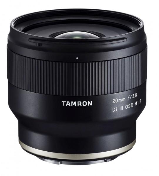 Tamron AF 20mm 2.8 Di III OSD für Sony E-Mount