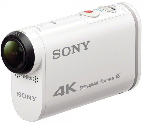 Sony FDR-X1000VR Actioncam weiß Ausstellung Superset * 8543