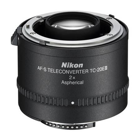 Nikon TC-20E III AF-S Telekonverter 2.0x