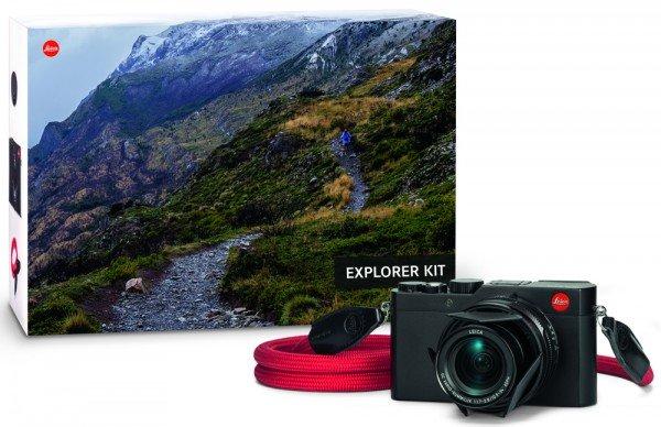 Leica D-Lux (Typ 109) Explorer Kit 2018 19133