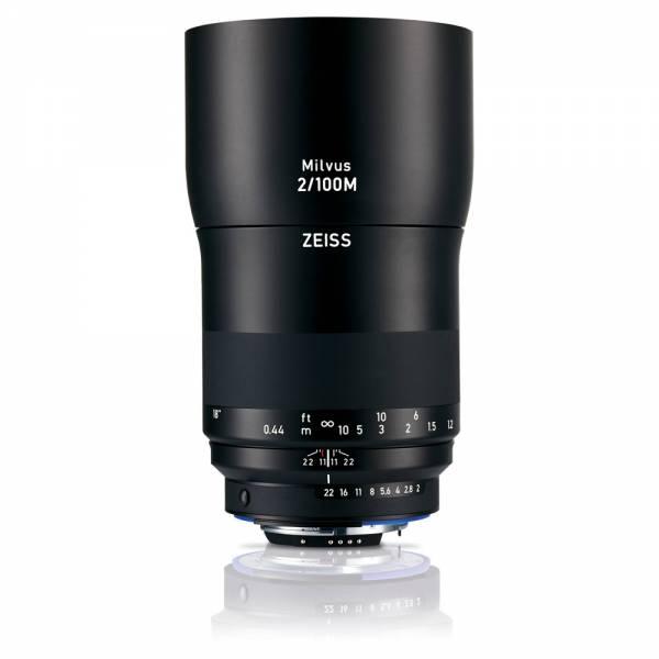 ZEISS Milvus (Makro-Planar) 100mm 2.0 ZF.2 für Nikon