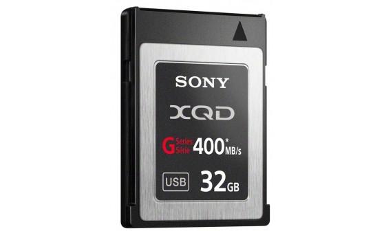Sony XQD-Karte 32GB G-Serie 400MB/s Einzelstück #LX35