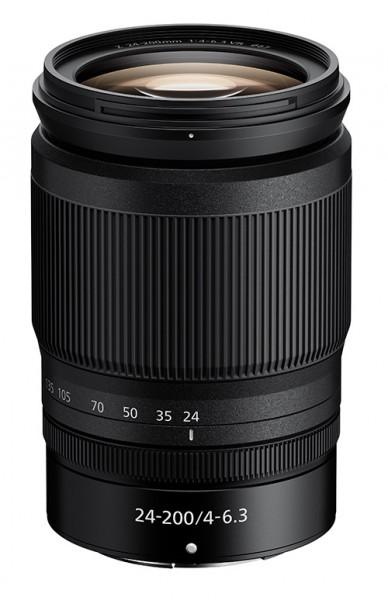 Nikon Nikkor Z 24-200mm 4.0-6.3 VR