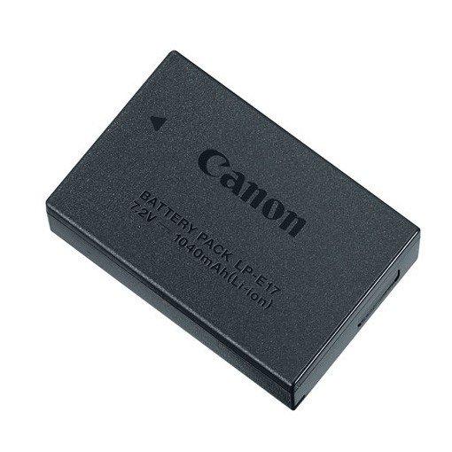 Canon LP-E17 Akku 1040mAh für Canon EOS 750D 760D