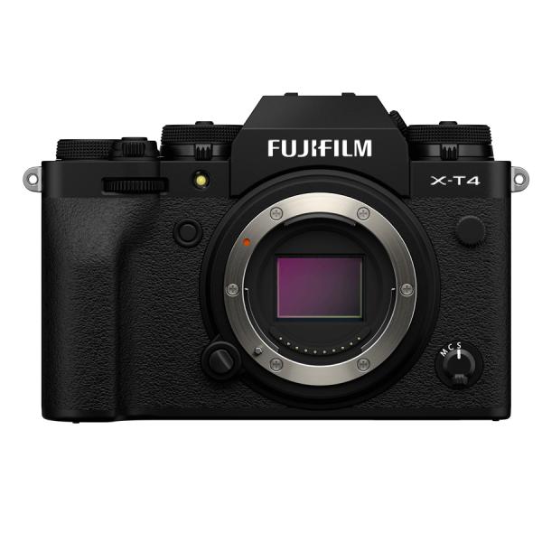 Fujifilm X-T4 schwarz Gehäuse Einzelstück