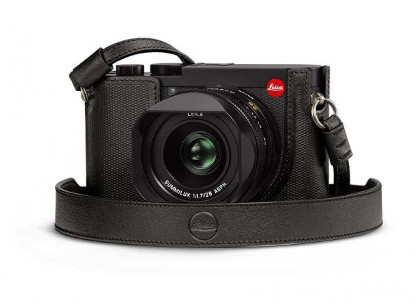 Leica Protektor Q2 schwarz 19566