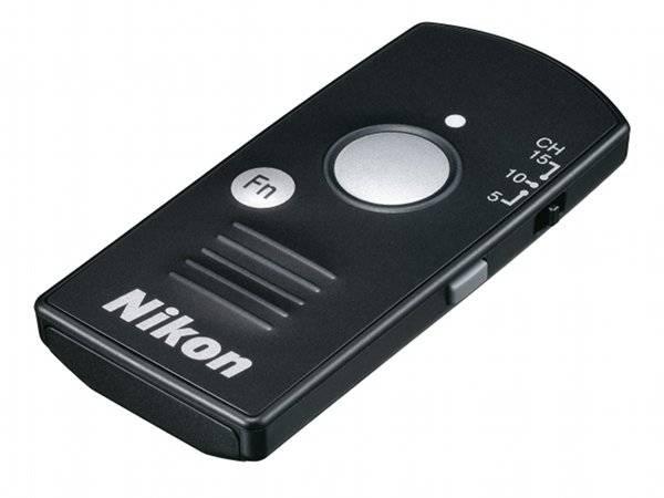 Nikon WR-T10 Funkfernsteuerung – Adapter