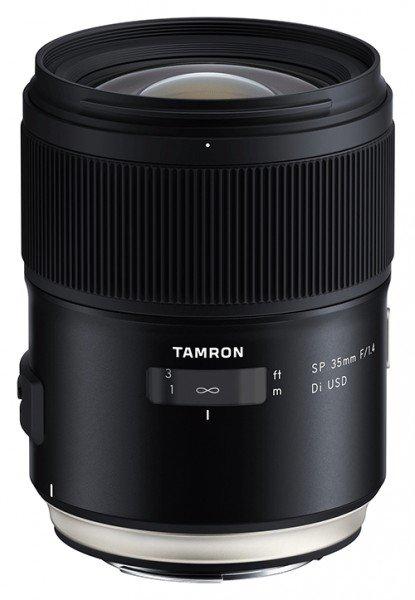 Tamron SP 35mm 1.4 Di USD für Canon