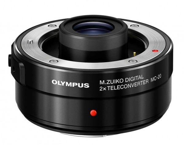 Olympus M.Zuiko Digital 2.0x Telekonverter MC-20