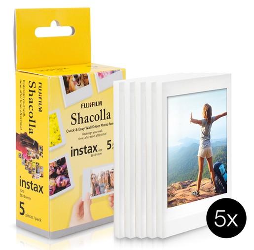 Fujifilm Shacolla Box für Instax Mini Bilder