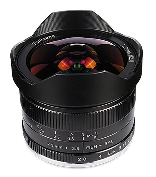 7Artisans 7.5mm 2.8 für Fujifilm X-Mount