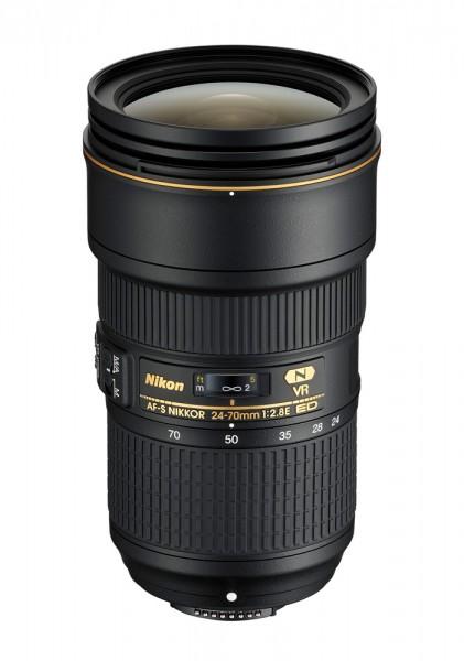 Nikon AF-S NIKKOR 24-70mm 2.8 E ED VR