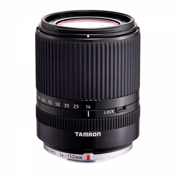 Tamron 14-150mm 3.5-5.8 Di III schwarz für MFT Ausstellung * 7051