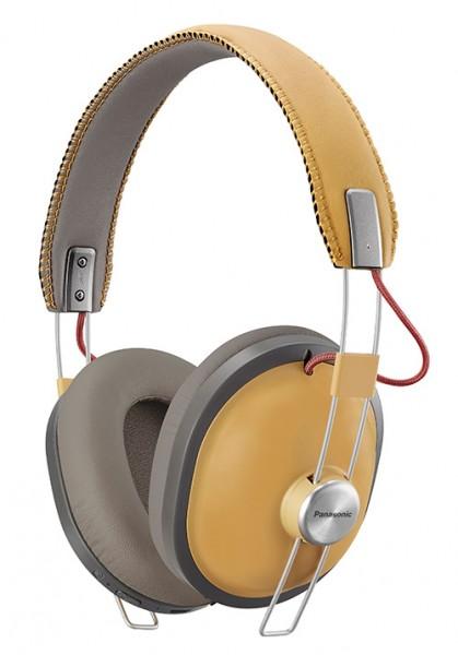 Panasonic RP-HTX80BE-C Bluetooth Kopfhörer gelb