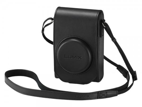 Panasonic Lumix DMW-PHS84XEK Ledertasche