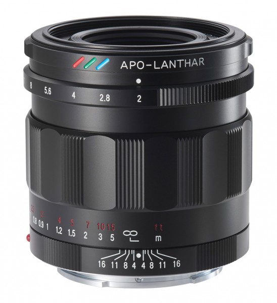 Voigtländer APO-Lanthar 50mm 2.0 für Sony E-Mount