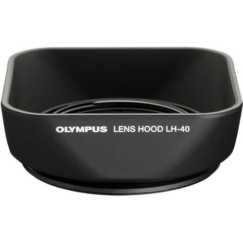 Olympus LH-40 Gegenlichtblende für M.Zuiko Digital 14-42 mm 3.5-5.6 II
