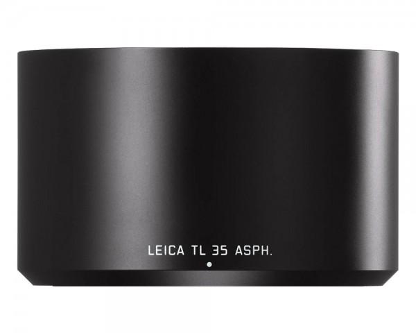 Leica Gegenlichtblende für Summilux-TL 35mm 1.4 schwarz - 12429 * H025