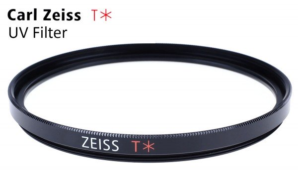 ZEISS T* UV Filter 72mm