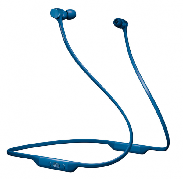 Bowers & Wilkins PI3 In-Ear Blue­tooth-Kopf­hö­rer blau