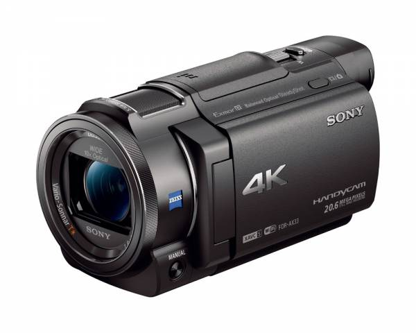 Sony FDR-AX33 Camcorder