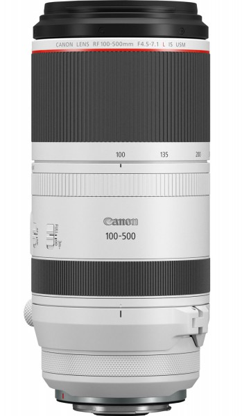 Canon RF 100-500mm 4.5-7.1L IS USM