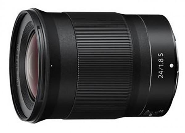 Nikon Nikkor Z 24mm 1.8 S