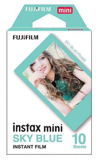 Fuji Instax Mini Blue Frame WW 1 Sofortbildfilm Color